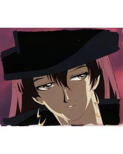 Maho Tsukai Tai-65 - Maho Tsukai Tai OVA Aburatsubo anime cel - Sae (With laser background)
