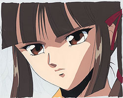 Vampire Princess Miyu OVA / TV