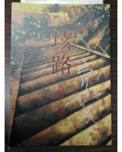 Gairo Pfo - Gairo  Yoshitoshi Abe Preview Portfolio book (SIGNED!!)
