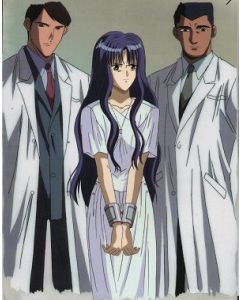 Ayashi-299 Ayashi No Ceres anime cel