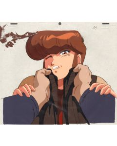 BGC-54 - Bubblegum Crash OVA - Priss