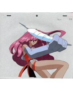 BH-81 - Bakaretsu Hunters anime cel