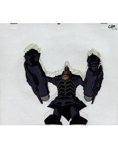 Big O-08 - Big O anime cel