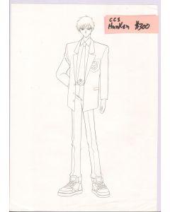 CCS-hanken03 - Card Captor Sakura hanken sketch