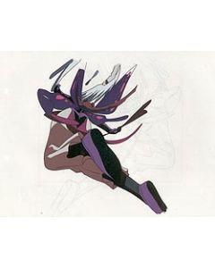 CCS-268 YUE VS. RUBY - Card Captor Sakura anime cel $24.99