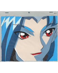 CrestStars-40 - Crest of the Stars anime cel