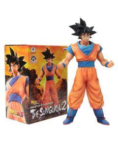 DBZ Son Gokou2 figure - Dragonball Z Son Gokou 2 Banpresto Master Stars figure