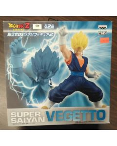 DBZ Vegetto - Dragonball Z Vegetto Soft vinyl Banpresto figure