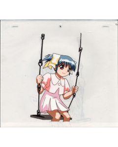 EOS2-12 - End Of Summer 2 anime cel