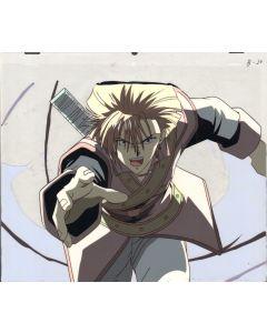 FY 483 - Tasuki - Fushigi Yuugi anime cel