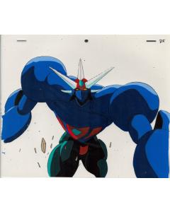 Getter Robo-02 - Getter Robo anime cel