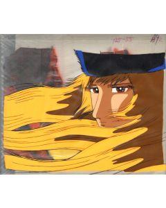 GalExp999-03 - Galaxy Express Movie anime cel