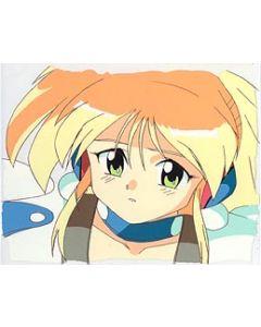 GFYuna11 Yuna - Galaxy Fraulein Yuna anime cel