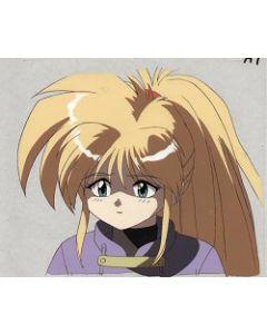 GFYuna34 Yuna - Galaxy Fraulein Yuna anime cel