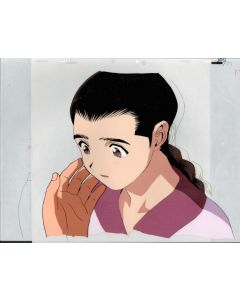 GoldenBoy88 - Golden Boy Oversized Pan  anime cel