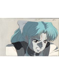 Gunbuster-27 - Gunbuster anime cel