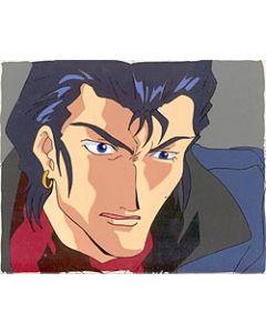 GundamX-17 Shaggia Frost - Gundam X anime cel