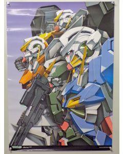 "Gundam03-POS - Gundam 00 promo poster (23.5"" x 33"") VF-NM condition"