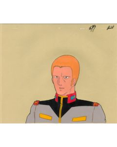 Gundam-15 -  Gundam anime cel (1st Movie)
