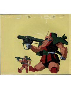 Gundam-18 - Gundam anime cel