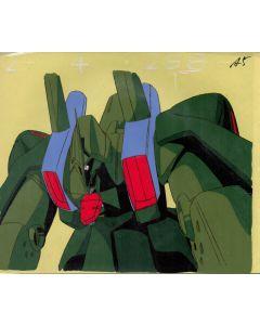 Gundam-21 - Gundam anime cel