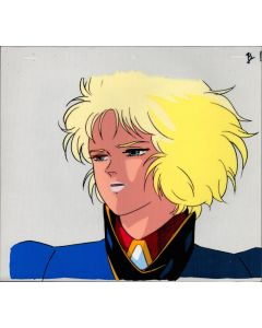 GundamZ-03 - Gundam Z anime cel