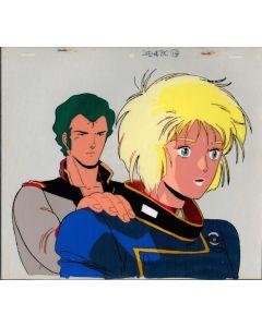 GundamZ-04 - Gundam Z anime cel