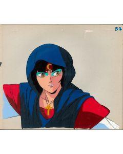 GundamZ-08 - Gundam Z anime cel