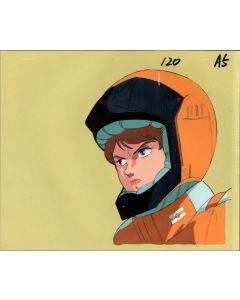 GundamZ-11 - Gundam Z anime cel