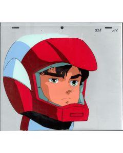 GundamZZ-07 - Gundam ZZ anime cel