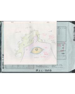 Hellsing-05 - HELLSING ULTIMATE Ep. #2/Cut 560 (Timing sheet/cut bag / 10+  gengas)