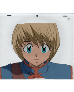 HxH-40 - Hunter x Hunter anime cel
