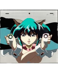 Hpolice-122 - Natsuki - Hyper police anime cel