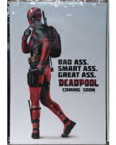 """DEADPOOL International Teaser (style C) DS Theatrical Movie Poster (28"""" x 40"""")"""
