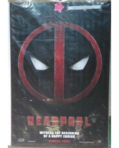 """DEADPOOL International Teaser (style A) DS Theatrical Movie Poster (28"""" x 40"""")"""