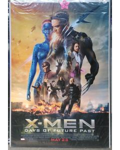 """X-MEN DAYS OF FUTURE PAST US Teaser (style A) DS Theatrical Movie Poster (28"""" x 40"""")"""