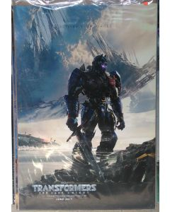 """TRANSFORMERS LAST KNIGHT US Teaser DS Theatrical Movie Poster (28"""" x 40"""")"""