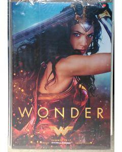 "WONDER WOMAN US Teaser (WONDER) DS Theatrical Movie Poster (28"" x 40"")"