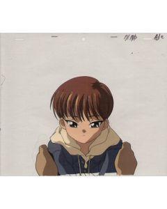 Kizuna-10 - Kizuna anime cel