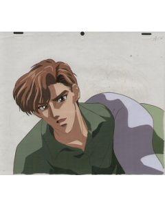 Kizuna-11 - Kizuna anime cel