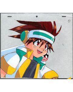 Lamune40-02 - Lamune & 40 anime cel