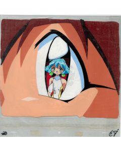 Lamune40-04 - Lamune & 40 anime cel