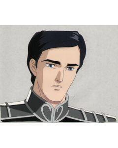 LOGH-10 - Legend of Galactic Heroes anime cel
