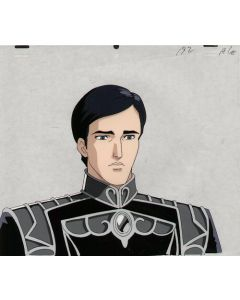 LOGH-06 - Legend of Galactic Heroes anime cel