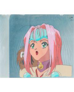 Mac7-064 - Macross 7 anime cel