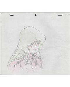 Macross-70 - Macross DYRL anime sketch