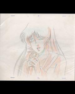 Macross-72 - Macross DYRL anime sketch