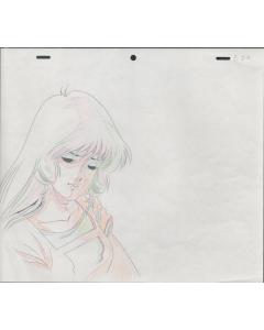 Macross-73 - Macross DYRL anime sketch