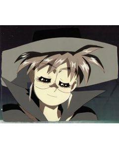 Maho Tsukai Tai-34 - Takeo anime cel