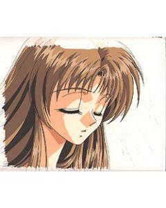 Miyuki-02 - Miyuki-chan in Wonderland anime cel
